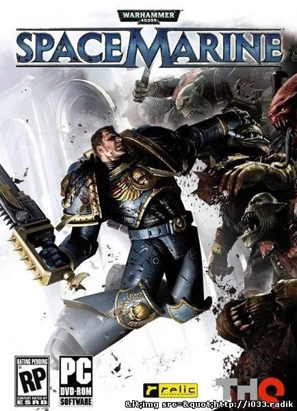 Warhammer 40,000: Space Marine (2011/RUS/Repack)